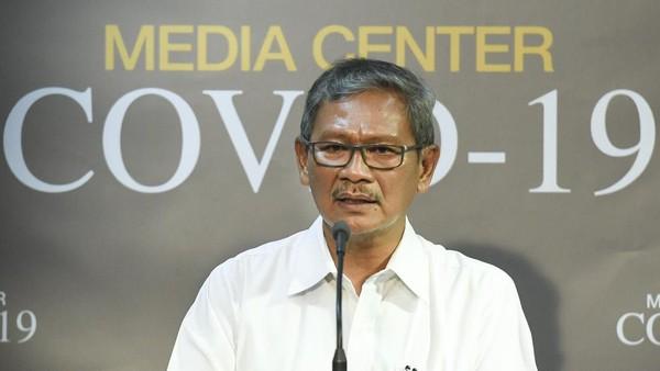 Jakarta Jadi Epicenter Corona, Pusat Serahkan Penanganannya ke Anies