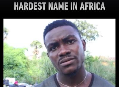 Nama Orang Paling Sulit di Afrika Ini Dijamin Bikin Lidah Keseleo