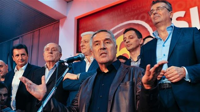 Montenegro ruling party wins most votes, loses majority in parliamentary election