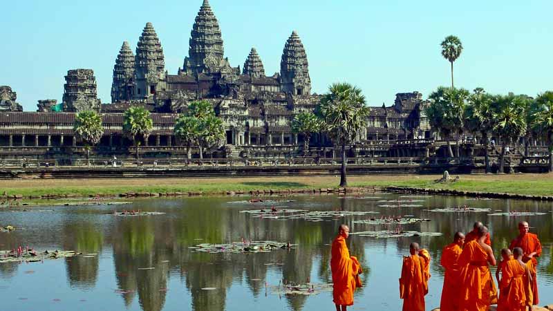 Tempat Wisata di Siem Reap