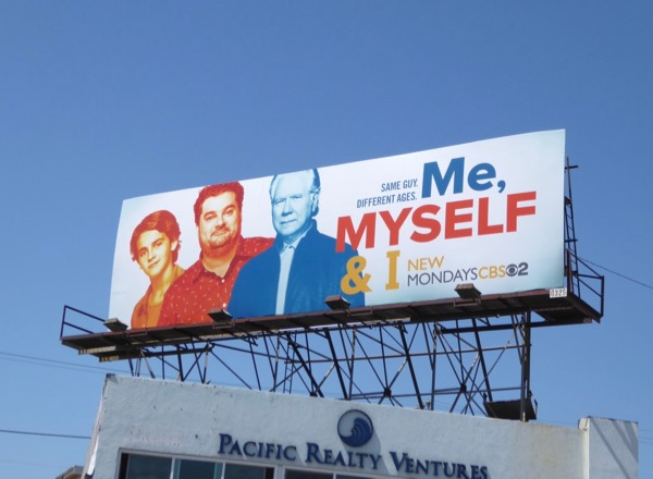 Me Myself I series premiere billboard