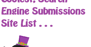 Coolest; Search Engine Submissions Site List