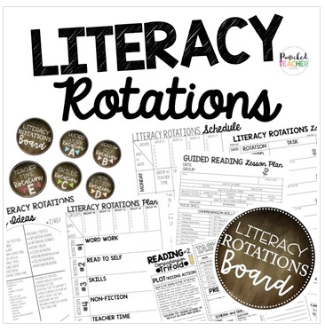 Literacy Rotations Kit