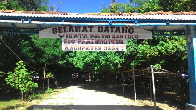 Wisata Pantai Santolo Garut Jawa Barat Wisata Indonesia
