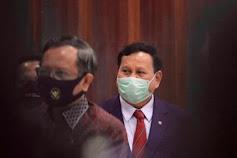 Perangai Asli China Akhirnya Terkuak Usai Ditolak Menhan Prabowo