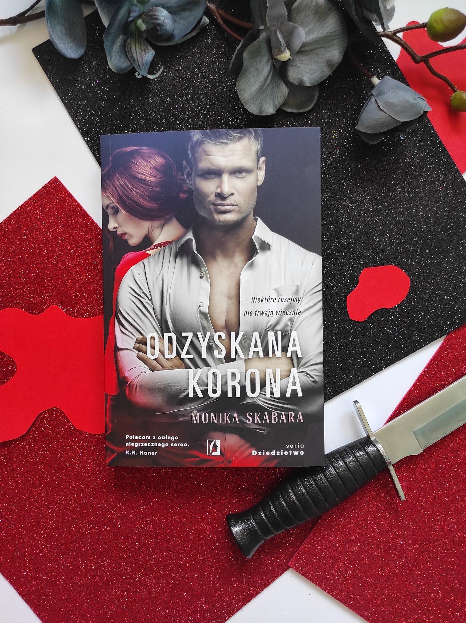 """""""Odzyskana korona"""" Monika Skabara"""