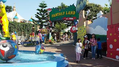 fantasy land jatim park wisata indonesia keluarga malang batu secret zoo dan eco green nurul sufitri mom lifestyle blogger