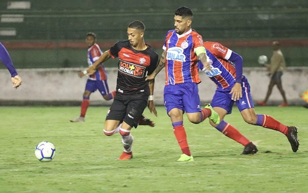 Vitória vence o Bahia no Campeonato Brasileiro de Aspirantes