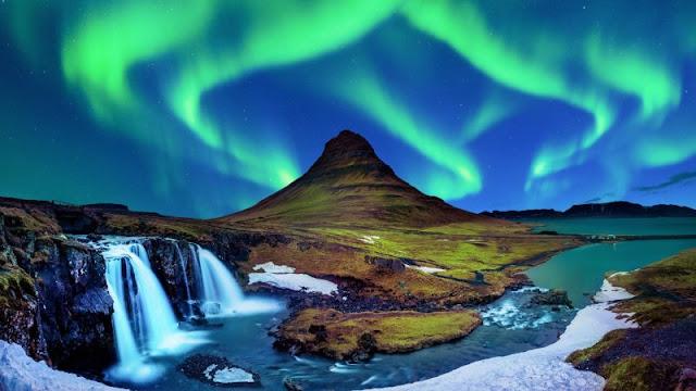 Wycieczka na Islandię.