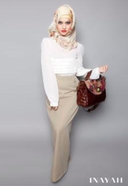 7 Fashion Hijab Kemeja Dan Tips Padu Padan Untuk Penampilan Cantikmu