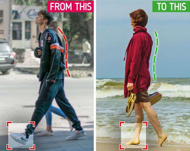 Tại sao ngày càng nhiều người chọn đi bộ bằng chân trần ở nơi công cộng