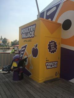 Poultry Palace Toy Pixar Pier