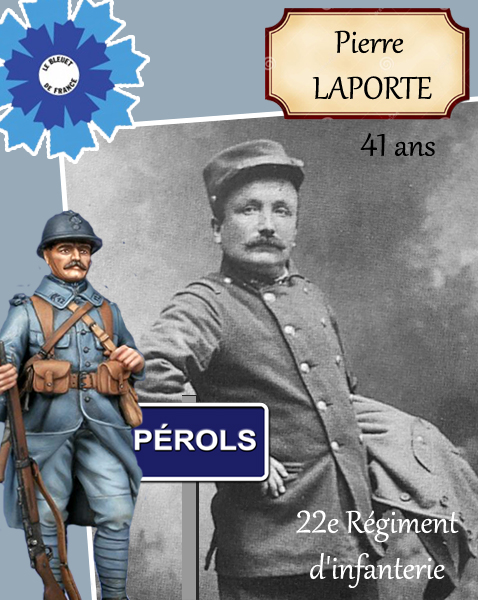 Pierre laporte – Pérols