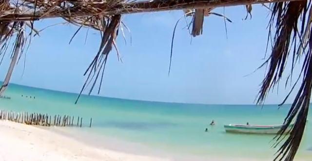 En Yucatán todas las playas están abiertas, excepto las de los malecones de Progreso: hoteleros