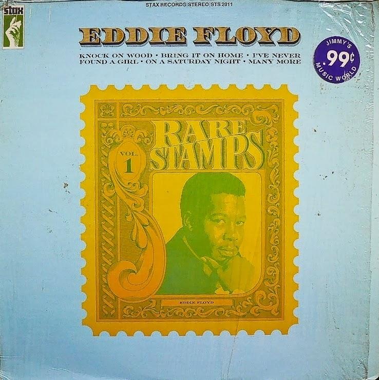 GROOVE ADDICT: EDDIE FLOYD RARE STAMPS