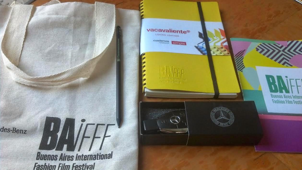 Packaging: Buenos Aires International Fashion Film Festival