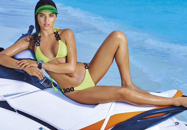Daniela Lopez Osorio in Bikini World Swimsuit SA 2015