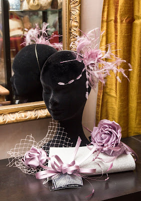 Fascinator - Alison Tod Millinery