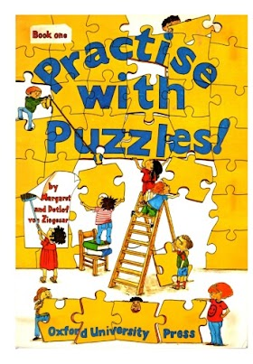 Practise English with Puzzles