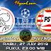 Prediksi Skor : Ajax vs PSV Eindhoven 27 Juli 2019