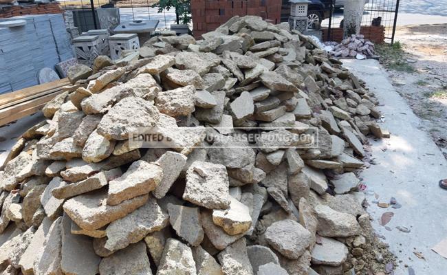batu alam serai bali