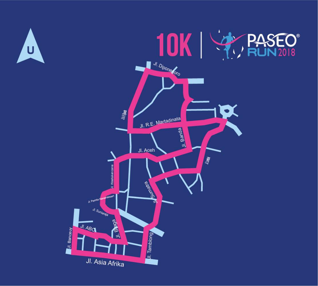 10K 👟 Paseo Run • 2021