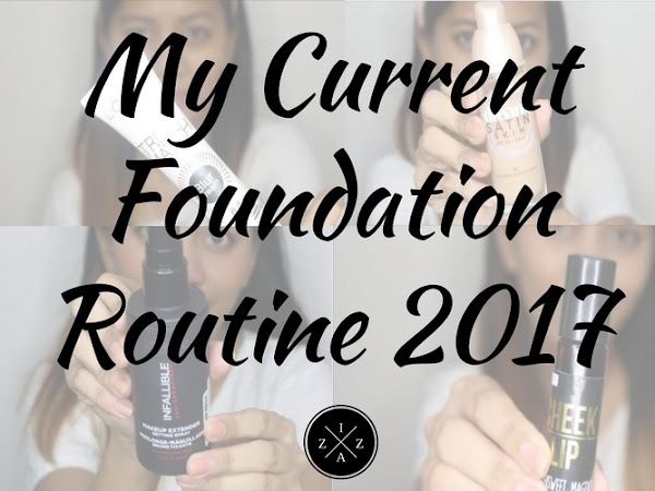 Current Foundation Routine 2017