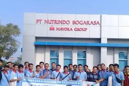 Lowongan Kerja PT Nutrindo Bogarasa