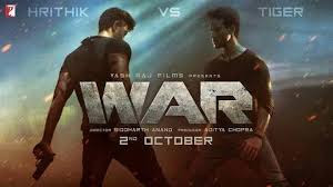 War official Trailer : hrithik roshan and tiger shroff new film War teaser launch,  public review & release date
