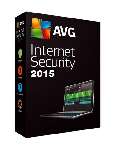 Antivirus 1 an licenta gratis-Free AVG Internet Security 2015