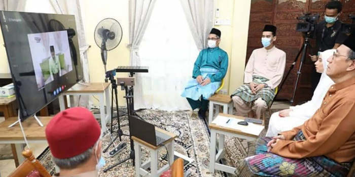 Virtual Wedding-A First In Malaysia Thanks to JAWI