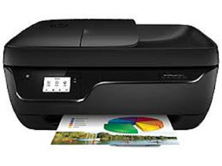 Picture HP OfficeJet 3834 Printer