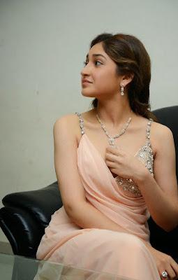 Sayesha%2BSaigal%2Bat%2BAkhil%2Blaunch%2B%252816%2529 - Sayesha Saigal Sexiest Images & Photo Gallery|Vanamagan Actress Hot Stills|