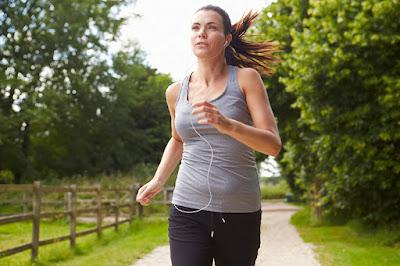 Running, Running track
