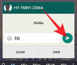 Whatsapp chat popup start kaise kare 5