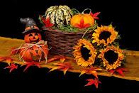 Huidige uitdaging - Herfst en/of Halloween