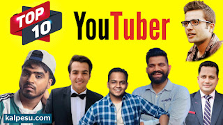 Top Indian YouTuber all categories