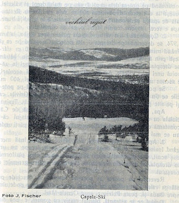 Partia de schi de pe Dealul Capela