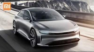 Smart Electric Car Manufacturing Xiaomi