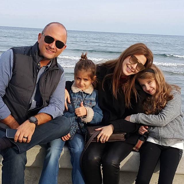 """الفنانة اللبنانية الشهيرة """"نانسي عجرم"""" شاهد لحظات مقتل شاب سوري على يد زوج ننسي"""