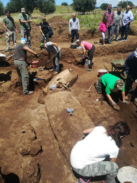 Iron Age graves brought to light at Capodimonte, Naples