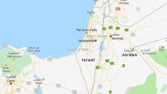 Begini Pembagian Wilayah Palestina dan Israel Menurut Sejarah