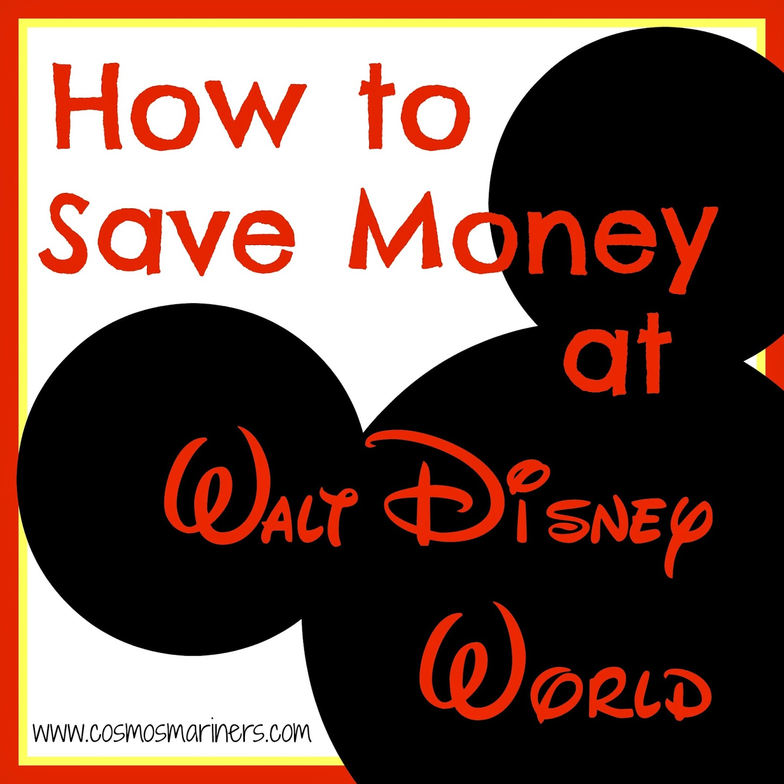 Cheap Disney World vacation