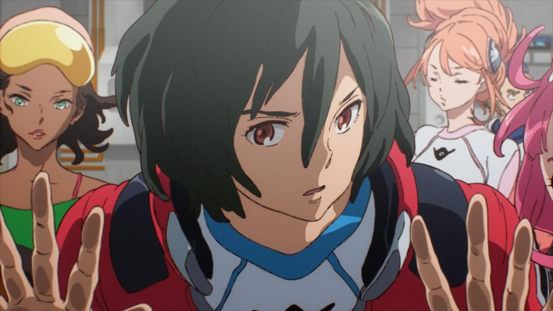 Gundam: G no Reconguista Movie II - Bellri Gekishin BD 10-Bit Subtitle Indonesia