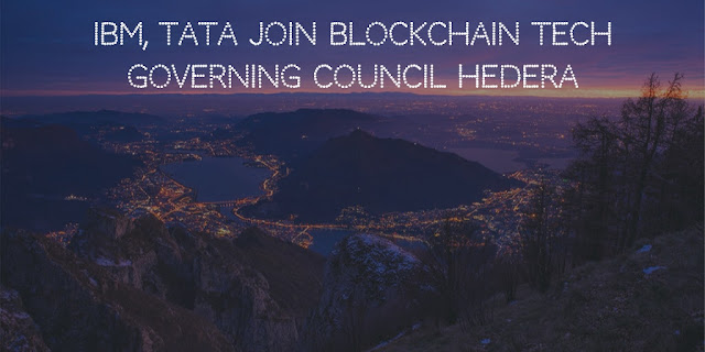 IBM, Tata join blockchain tech governing council Hedera