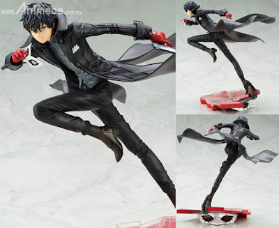 Figura Hero Phantom Thief Ver. ARTFX J Persona 5