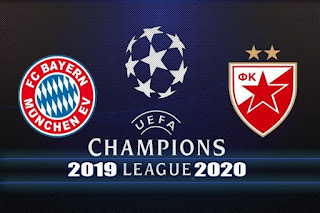 Црвена Звезда - Бавария смотреть онлайн бесплатно 26 ноября 2019 прямая трансляция в 23:00 МСК.