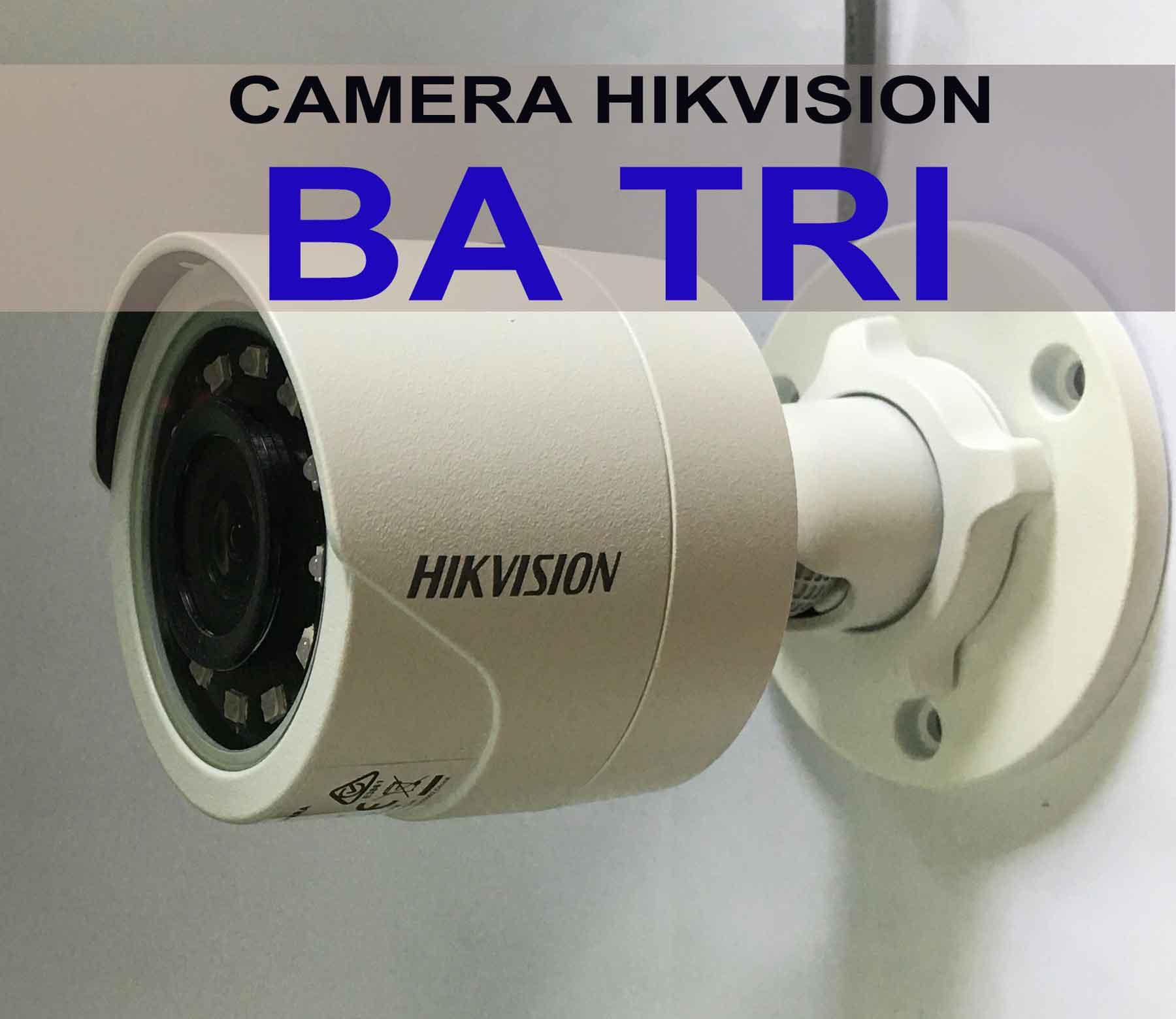 Camera wifi hikvision ba tri