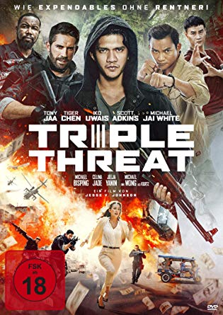 TRIPLE THREAT (2019) ταινιες online seires xrysoi greek subs