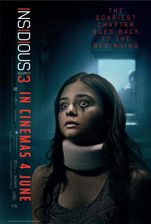 Sobrenatural: Capítulo 3 (Insidious: Chapter 3) ganha mais um poster